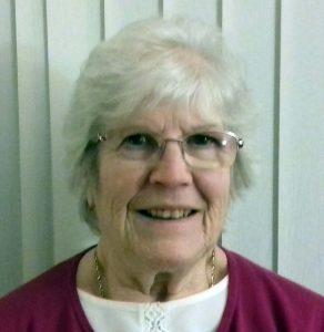 Margaret Ramsbottom
